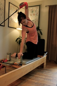 Pilates private sessions in Tucson, Arizona